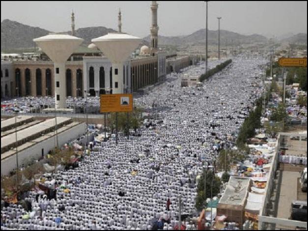 Mecca Hajj Stampede Kills 2,200